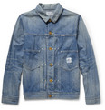 Neighborhood Lightweight Washed-Denim Jacket