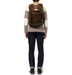 Neighborhood Porter Corduroy Backpack