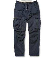 Neighborhood Relaxed-Fit Cotton Cargo Trousers