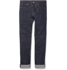 A.P.C. - Petit Standard Slim-Fit Dry Selvedge Denim Jeans