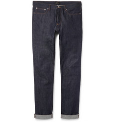 A.P.C. Petit Standard Slim-Fit Dry Selvedge Denim Jeans