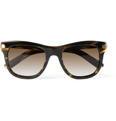 Oliver Peoples 25th Anniversary Square-Frame Sunglasses