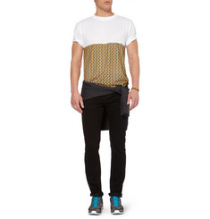 London Collections. Men Agi & Sam Printed Crew Neck T-Shirt