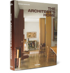 Taschen The Architects Home Edited by Gennaro Postiglione Hardcover Book
