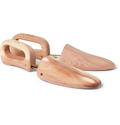 Church's Norfolk Wood and Metal Shoe Trees