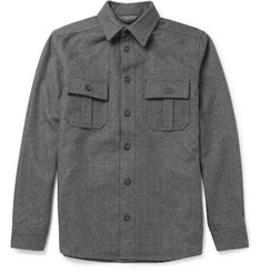 Saturdays Surf NYC Jerimiah Wool-Blend Shirt Jacket
