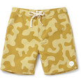 Saturdays NYC - Colin Long-Length Swim Shorts