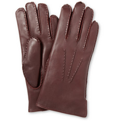 Dents Pembroke Rabbit-Lined Leather Gloves