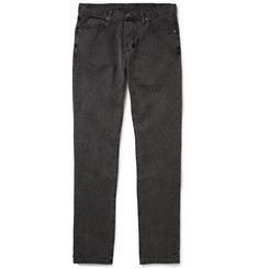 James Perse Abyss Regular-Fit Cotton-Canvas Jeans