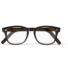 Cutler and Gross Two-Tone Acetate Optical Glasses