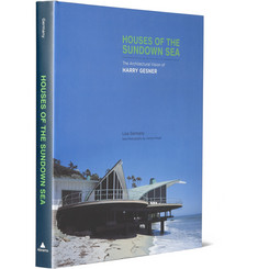 Abrams Houses of the Sundown Sea: The Architectural Vision of Harry Gesner by Lisa Germany Hardcover Book