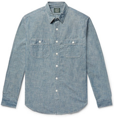 J.Crew - Cotton-Chambray Shirt