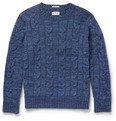 Gant Rugger - Cable-Knit Wool-Blend Sweater