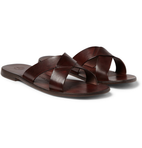 Alvaro Leather Sandals