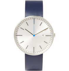 Uniform Wares 203 Series Steel Wristwatch
