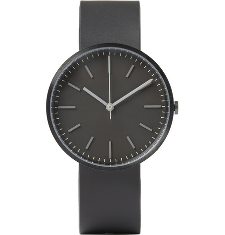 Uniform Wares 104 Series Steel Wristwatch