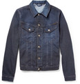 Nudie Jeans Perry Overdyed Organic Denim Jacket