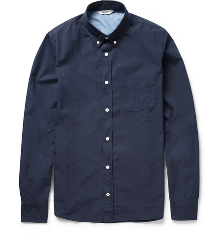 NN.07 Andreas Button-Down Collar Shirt