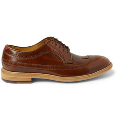 Paul Smith Shoes & Accessories Lincoln Leather Longwing Brogues