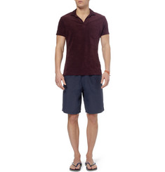 Vilebrequin Okoa Long-Length Swim Shorts