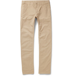 Faconnable Cotton Trousers