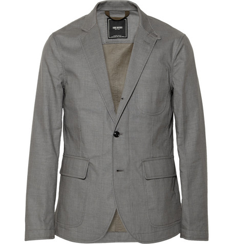 Todd Snyder Unstructured Performance Blazer