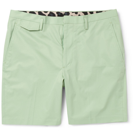 Marc by Marc Jacobs Regular-Fit Cotton-Twill Shorts