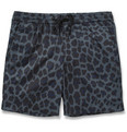 Marc by Marc Jacobs - Leopard-Patterned Swim Shorts
