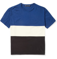 Marc by Marc Jacobs Oversized Striped Cotton-Jersey T-Shirt