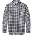 Rag & bone Plaid Cotton Shirt