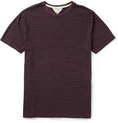 Rag & bone Port Perfect Striped Cotton-Jersey T-shirt