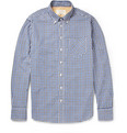Rag & bone - Gingham Check Cotton Shirt