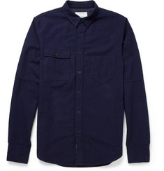 Rag & bone Dotted Cotton Shirt