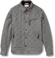 Rag & bone Holme Quilted Herringbone Jacket