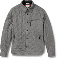 Rag & bone - Holme Quilted Herringbone Jacket