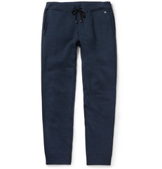 Rag & bone Fleece-Backed Cotton-Blend Jersey Sweatpants