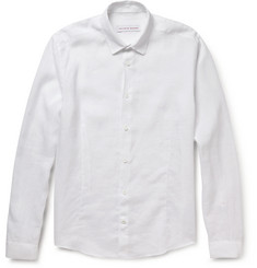 Orlebar Brown Morton Slim-Fit Linen Shirt