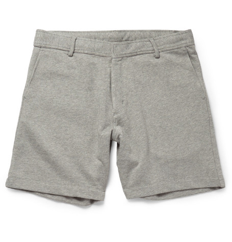 Orlebar Brown Lab Loopback Cotton-Jersey Shorts