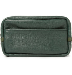 Marc by Marc Jacobs Full-Grain Leather Wash Bag