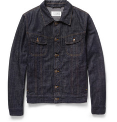 Maison Martin Margiela Dry-Denim Jacket