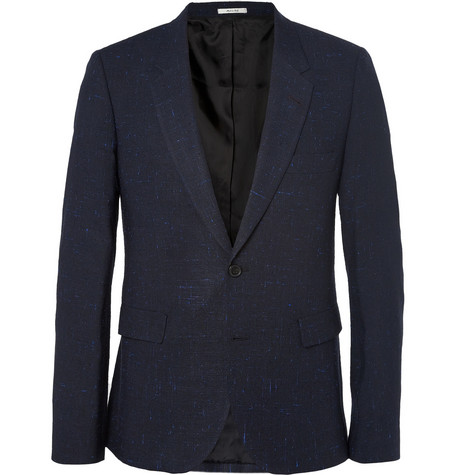 Paul Smith Slub Suit Jacket