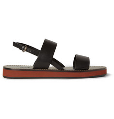 Gucci Strapped Leather Sandals