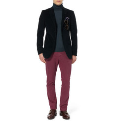 Gucci Fine-Gauge Wool Rollneck Sweater