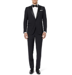 Lanvin Tropical Slim-Fit Wool-Blend Tuxedo