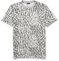 Lanvin - Printed Cotton-Blend Jersey T-Shirt