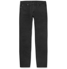 Lanvin Slim-Fit Washed-Denim Jeans