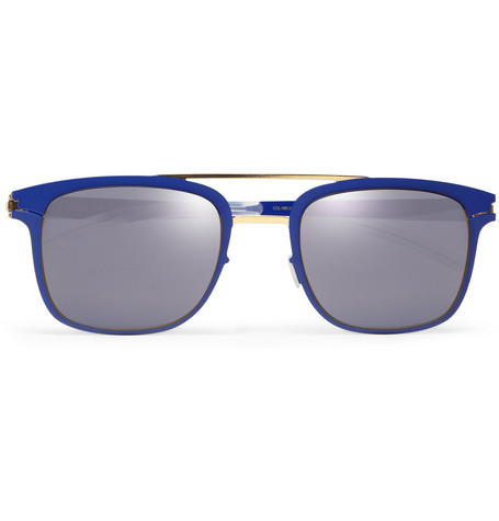 Mykita Hunter Matte Stainless Steel Sunglasses