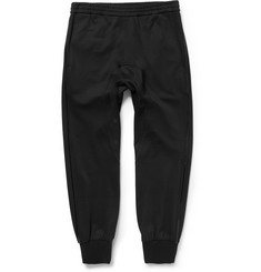 Neil Barrett Side-Striped Jersey Sweatpants