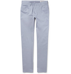 Brioni Slim-Fit Lightweight Jeans