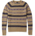 J.Crew - Fair Isle Wool Sweater